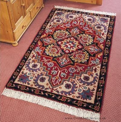 latch rug kits anchor scheherazade latch hook rug kit from anchor