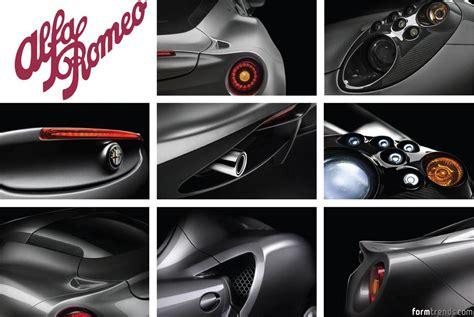 design form trends alfa romeo 4c detail design form trends پدال مجله خودرو