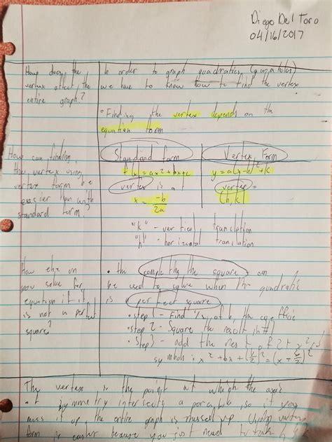 Quarters Acceptance Letter Cornell Notes