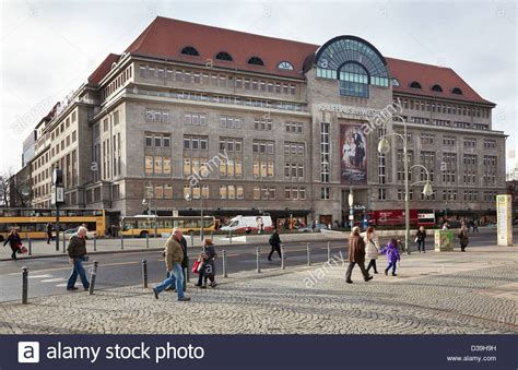 berlin shopping kadewe kadewe berlin stockfotos kadewe berlin bilder alamy