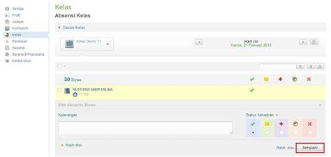 download absensi kelas rarest panduan absensi kelas siswa situs bantuan