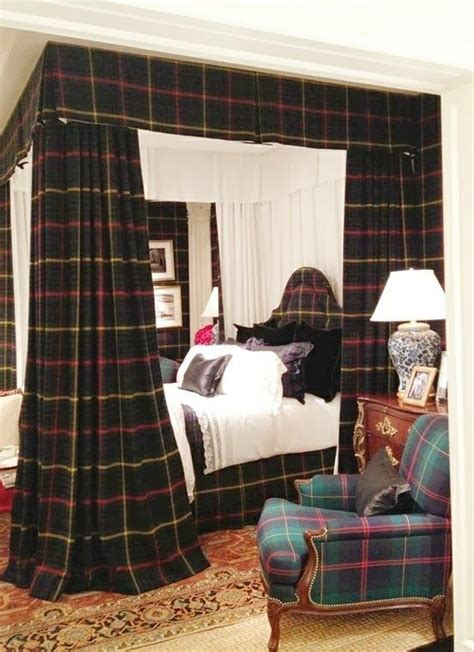 plaid bedroom ideas 1000 images about black watch and leopard bedroom on