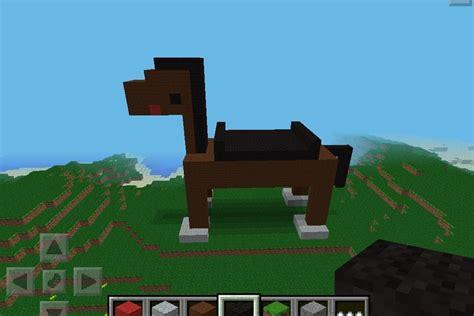 When Was Minecraft Made minecraft pixel art horse diy