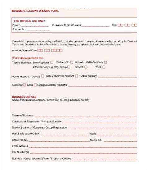 business form template business form template 9 free pdf documents