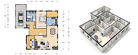 huis ontwerpen 3d 3d plattegrond