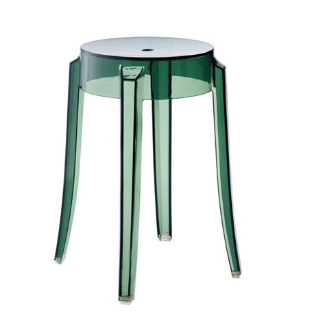 Ghost Stool by Replica Philippe Starck Charles Ghost Stool 46cm