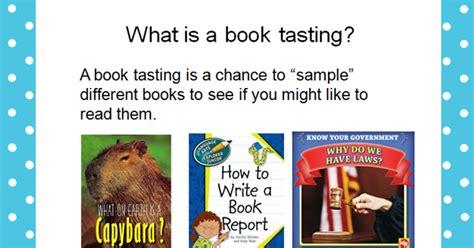the taster books the book bug book tasting anyone
