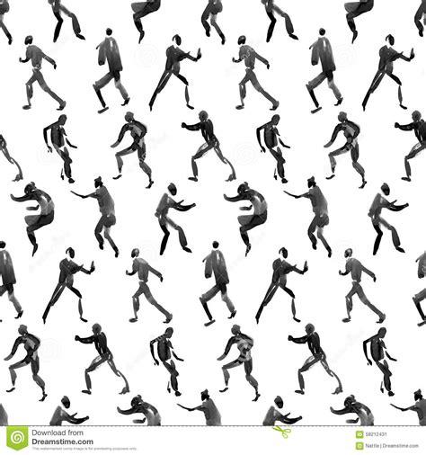 Image Human Pattern | pattern stock vector image 58212431