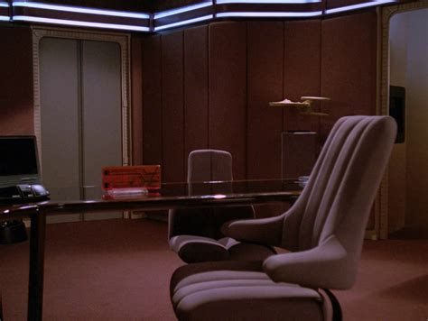 ready room captain s ready room memory alpha the trek wiki