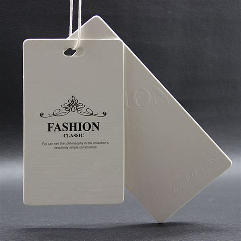 custom tags for aliexpress buy customized garment labels oem paper hang tag tags labels custom