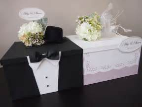 Wedding Box Bridal by Pegeo Wedding Money Gift Cards Box Set For Groom