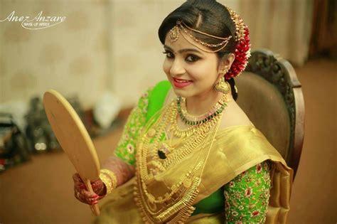Bridal Makeup for Kerala bride   Photo Gallery