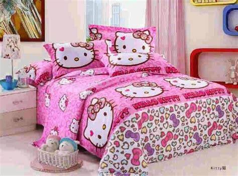 Sprei Disperse 180 Leopard Murah jual sprei motif hello leopard pink grosir sprei murah