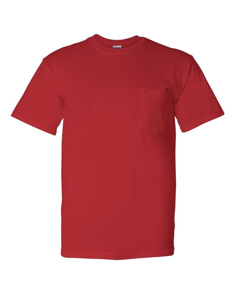 Gildan Paket gildan dryblend 50 50 t shirt with a pocket 8300 ebay
