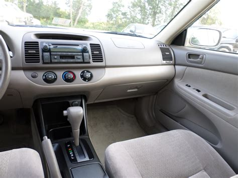 2003 Toyota Camry Interior by 2003 Toyota Camry Pictures Cargurus