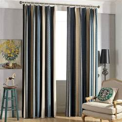 Curtains For Brown Living Room by Blue Brown Beige Curtains Curtain Menzilperde Net