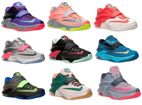 all kd shoes new s nike kd 7 vii basketball shoes kevin durant all