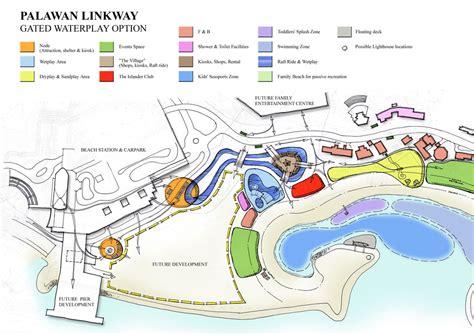 Landscape Design Zoning Masterplanning Stephen Caffyn Landscape Design