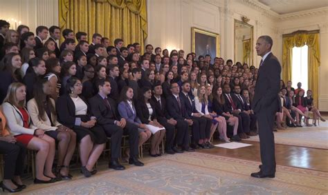 statistical programs 2014 the white house white house interns overwhelmingly white and male photo