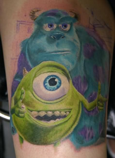 tattoo monster ink quebec cartoon tattoo images designs