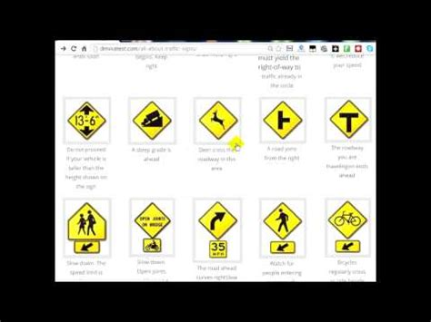 Virginia Traffic Search Dmv Virginia Traffic Signs