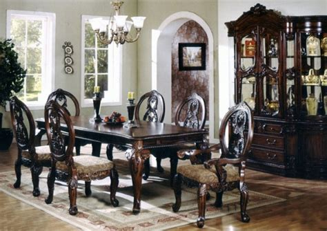 tuscan style dining room furniture set home interiors
