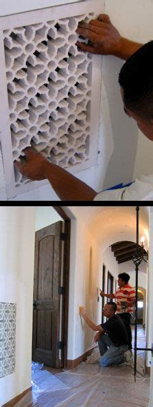 Plaster Ventilation Grills by Vent Covers Unlimited Custom Metal Registers And Air
