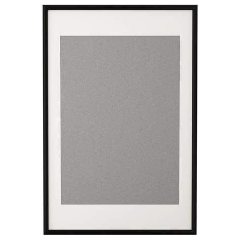 cornici 100x70 marietorp frame black 61x91 cm ikea
