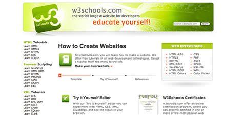 web design tutorial school web design tutorial websites