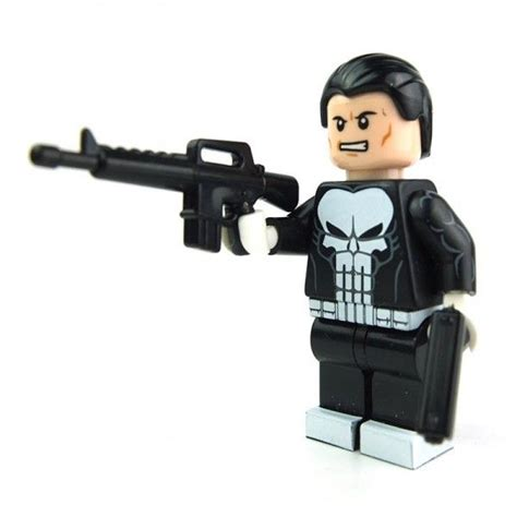 Bootleg Lego The Punisher 1 1000 images about la brique on lego