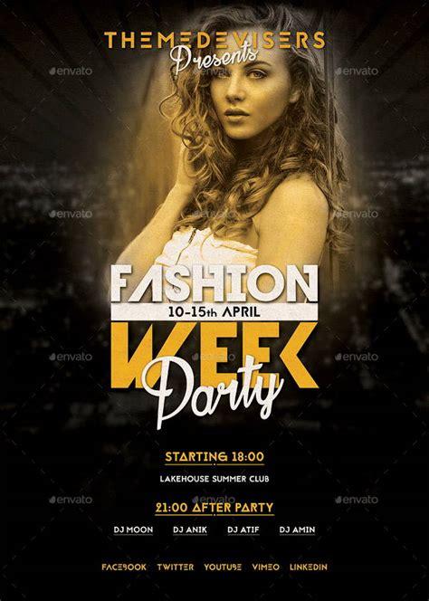 12 Fashion Show Flyer Templates Free Premium Templates Fashion Flyer Template