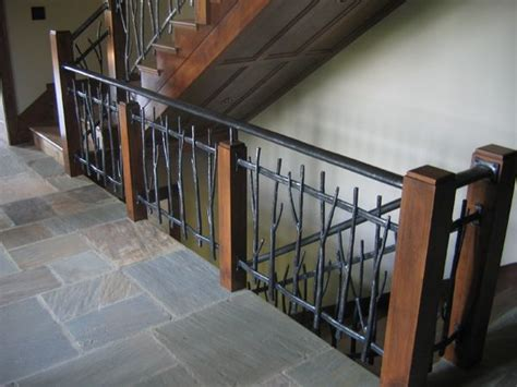 steel banister 44 best images about fence on pinterest wrought iron