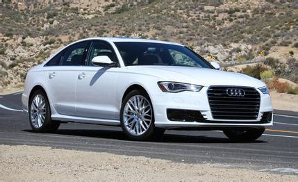 2013 audi a6 2 0t review 2016 audi a6 2 0t quattro test review car and driver