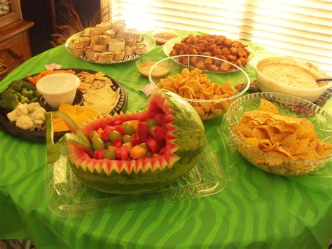 finger foods for baby shower baby showers