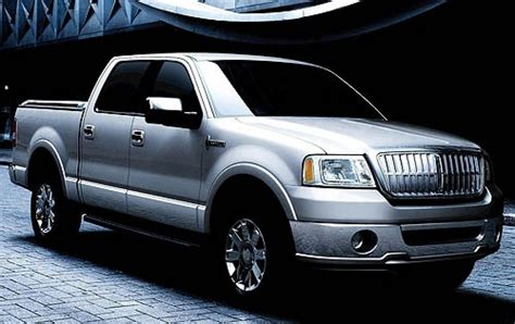 lincoln trucks 2008 lincoln lt information and photos zombiedrive