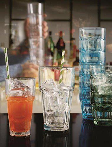 Rock Bar Glasses Bormioli Rock Bar 16 1 4 Ounce Stackable Beverage