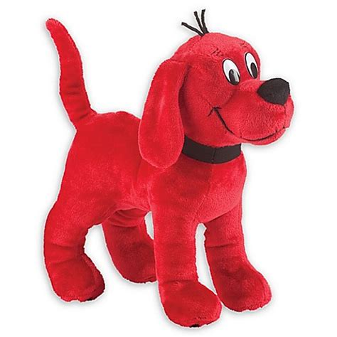 clifford the big toys buy clifford the big plush from bed bath beyond