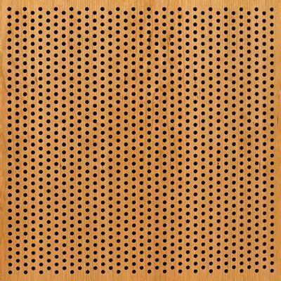 Interior Partitions soundproof cow eccotone perforated 8 staggered wood