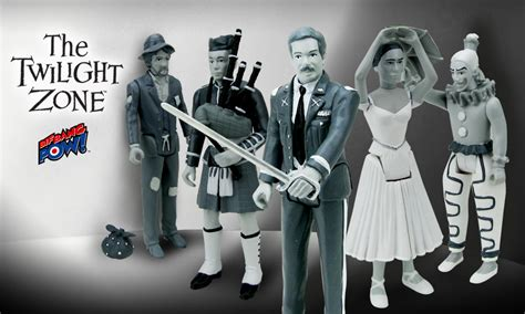 Five In Search Of An Exit New Twilight Zone Figures Are In Search Of A Collection