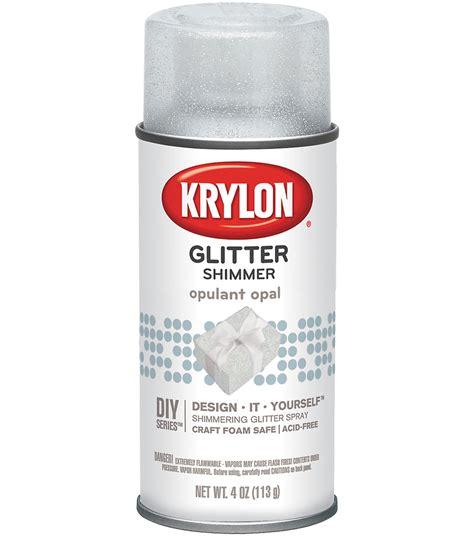 spray paint joanns glitter aerosol spray 4oz jo