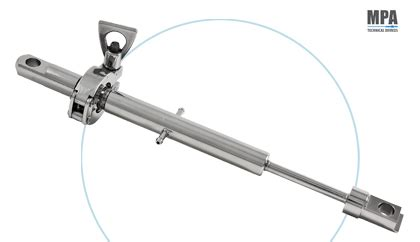 Pompa Inova steel titanium metering pumps mpa technical devices