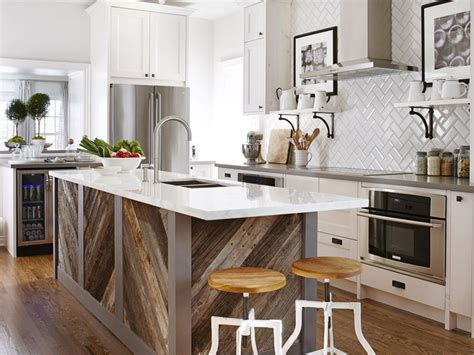hgtv kitchen island ideas kitchen design tips from hgtv s richardson kitchen