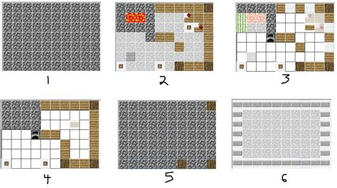 Desert House Plans by How To Make A Villager Houses Minecraft Blog