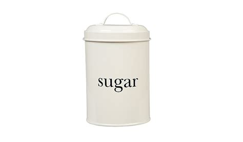 Kitchen Canisters Asda George Home Sugar Canister Kitchen Storage