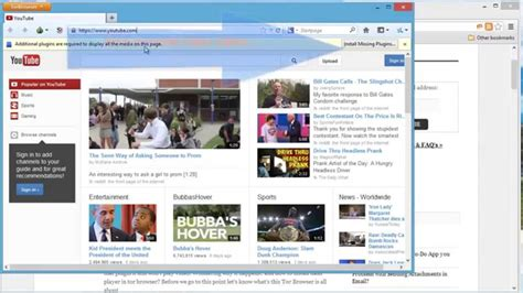 browser youtube how to install flash player on tor browser youtube