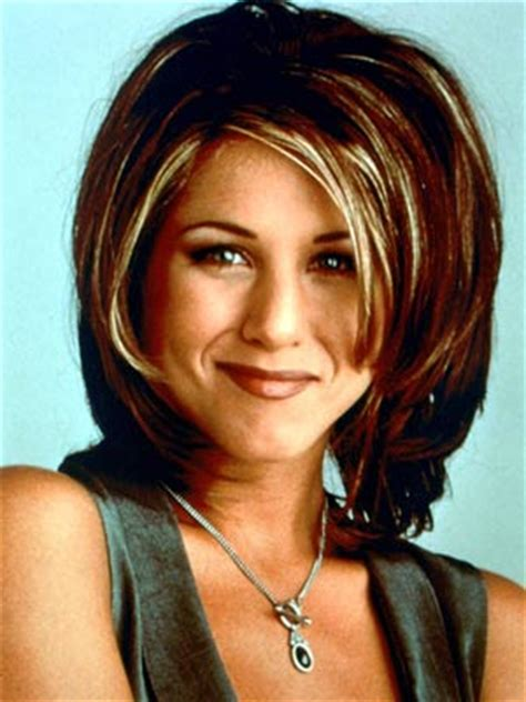 was the rachel cut with square layers shock jennifer aniston s iconic rachel haircut was