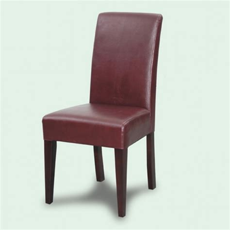 Century Chair by Leather Dining Chair Century Brisbane Devlin Lounges