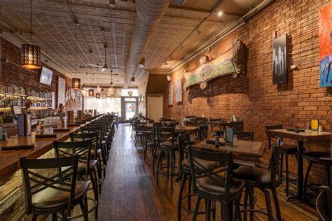 Gastro Pub Interior Design by Odyssey Gastropub 365 Grand Club