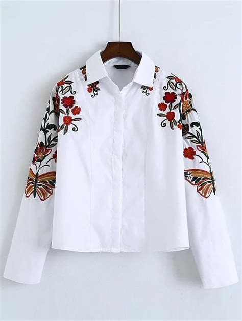 Embroidered Shirt Kemeja 1000 ideas about batwing sleeve on sweater