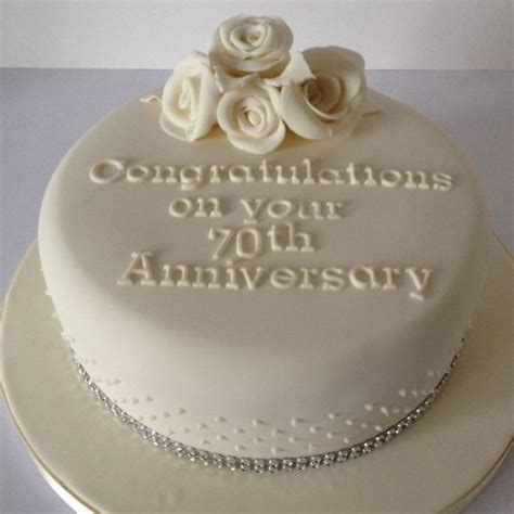 70th wedding anniversary cake cakes desserts wedding anniversary cakes wedding
